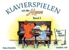 Klavierspielen mit der Maus 1 ohne Noten
