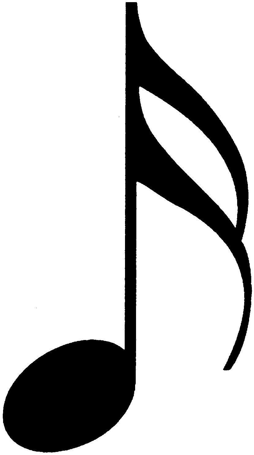 Riesengroßer Notensatz (für Schule, musikalische Früherziehung ...