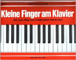 "Rezension: ""Kleine Finger am Klavier, H.1"" (Hans Bodenmann)"