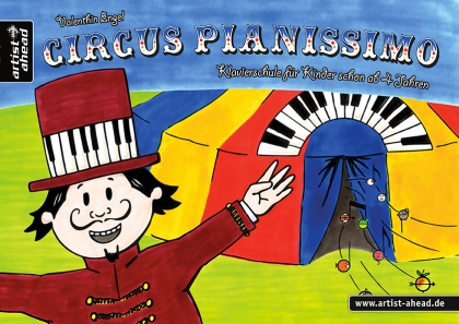 Klavierschule Circus Pianissimo