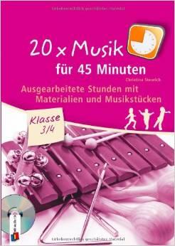 20 x Musik für 45 Minuten