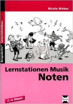 Lernstationen Musik Noten