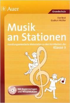 Musik an Stationen