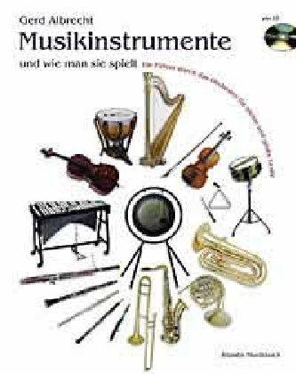 Musikinstrumente Buch