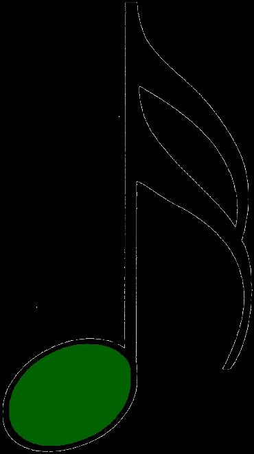 gruene sechzehntelnote