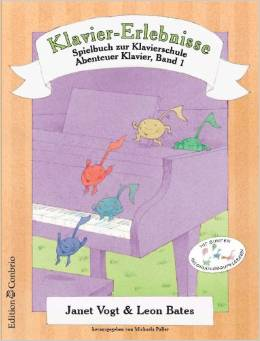 Spielbuch Abenteuer Klavier