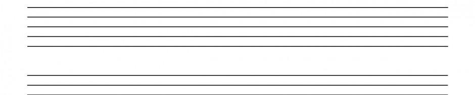 notenpapier din a4 und din a5 hoch und querformat