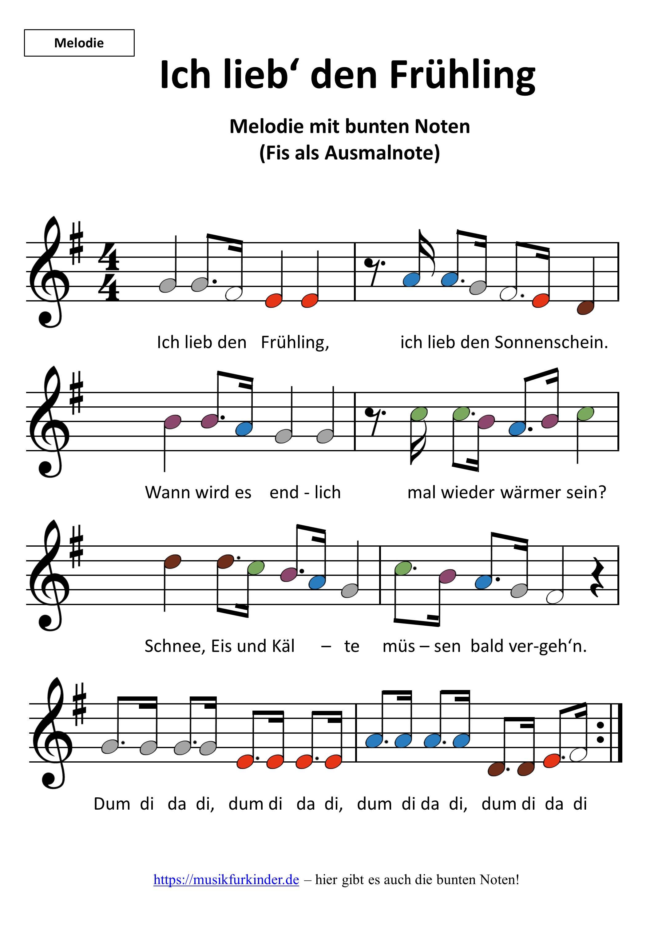 1. Klasse Archive - Musik für Kinder
